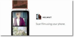 Helmut – turn your phone into a cool instant film scanner [Freeware]