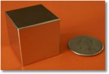 neodymiummagnetn50c Neodymium Magnet N50   the most dangerous natural magnet in the world?