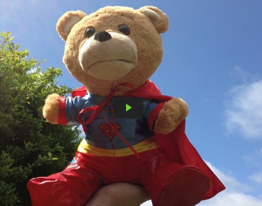 supertoyteddybear SuperToy Teddy Bear   who said a talking teddy bear is just a movie fantasy?