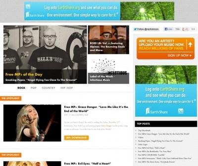 free music MP3.COM Free Music