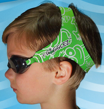 froggles31 Frogglez   the swimming goggles your kid deserves