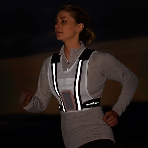 Runners Speaker Vest Glow in the Dark Runners Speaker Vest   Keep your ears clear while you beat feet