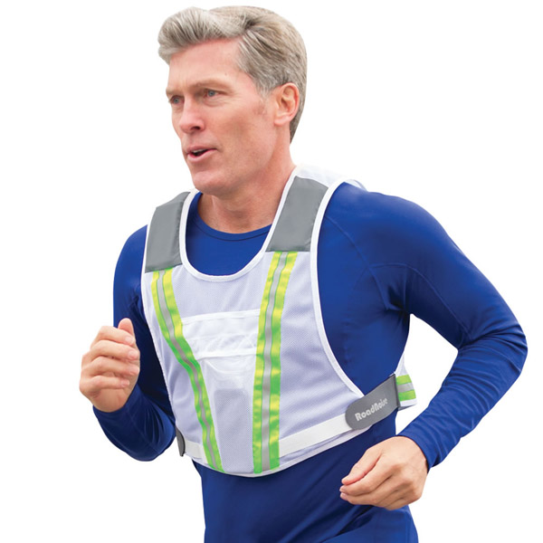 Runners Speaker Vest Runners Speaker Vest   Keep your ears clear while you beat feet