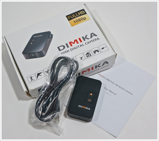 dsc04147 Dimika 1080 HD Action Cam   ultra versatile HD cam delivers great video as an action cam, security cam, webcam, car DVR and more [Review]