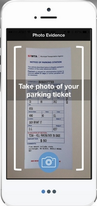 fixed Fixed   automated parking ticket challenger gets a real app