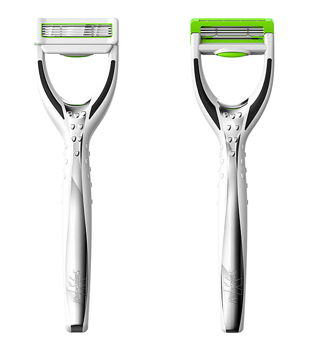hyperglide+razor Hyperglide System Razor   would you like some high tech slime with that shave, sir?
