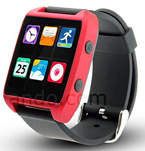 smartqz1 SmartQ Z1 Android Bluetooth Smartwatch   your motion sensing, cloud compatible buddy