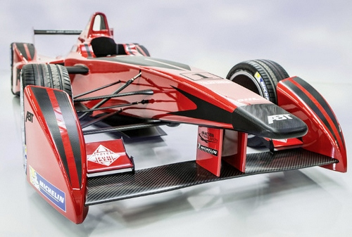 formulae2 Formula E set to take off   all electric racing to rival Formula One, but silently...