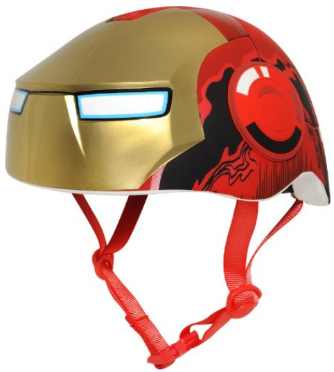 ironmancyclehelmet Iron Man Cycle Helmet   stay healthy and save the world