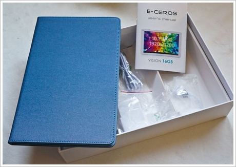 dsc04697 Ceros Vision 16 GB Android Tablet   budget retina tablet offers great quality at an attractive price [Review]