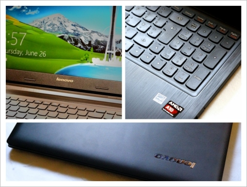 lenovogiveawaycollage 1 Red Ferret Summer Giveaway   Win a Fabulous Lenovo G505s Laptop [Giveaway]