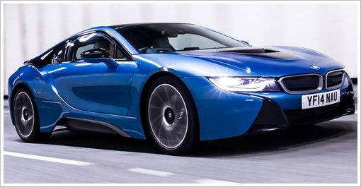 bmwi8b BMW i8   155mph, 134.5 mpg, is this the most amazing car ever made? [Review]