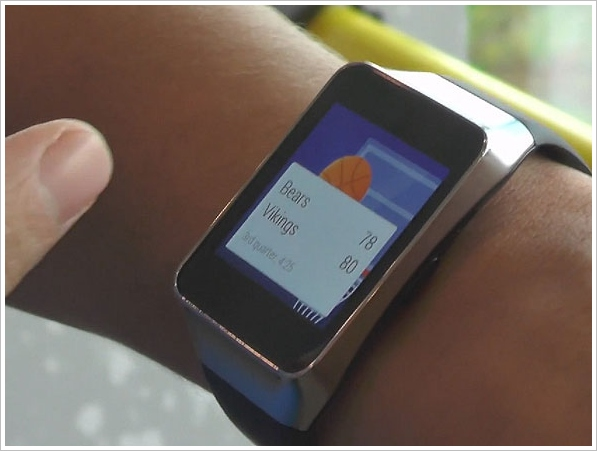 googlewearables Samsung Gear Live   Google gives us a walkthrough of the brand new Android Wear kit at their HQ [Report]
