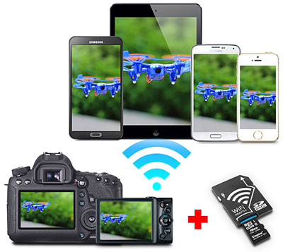 wifimicrosdadapter2 WiFi MicroSD Adapter   turn your humble microSD card into a wireless data superhero