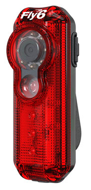 fly6a Fly6   bicycle tail light and HD camera combo keeps cyclists safe and makes motorists more careful