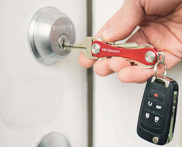 keysmart3 The KeySmart 2.0 – instantly fix the stabby jangly key mess in your pocket