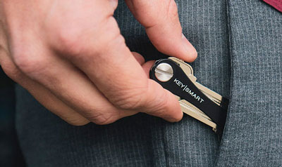 keysmart4 The KeySmart 2.0 – instantly fix the stabby jangly key mess in your pocket