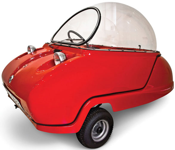 peelelectriccar Peel Electric Micro Car   smallest electric car in the world?