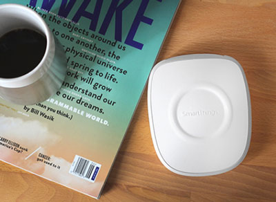 snartwavehub3 SmartThings Hub   control your whole home with this single device