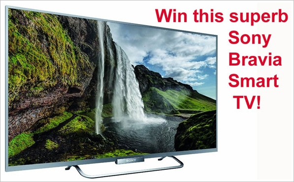 sonybraviaw65post Red Ferret Summer Giveaway 3   win a superb Sony Bravia W65 Smart TV [UK Giveaway]