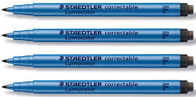 correctables LetterForms Dry Erase Notebook   the cool paperless notebook you can use again and again