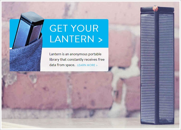 Lantern – does the world need another constant blanket data stream right now?