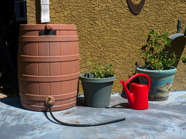 Make Your Home More Green with Rainwater Collection Barrels