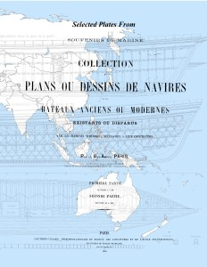 Free Ship Plans, books, François-Edmond Pâris, Souvenirs de marine