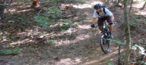 Riders love the Greenprints Trail system in Woodstock GA