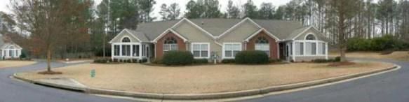 North Metro Atlanta ranch condo homes