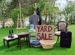 yard sale april 23 in woodstock ga