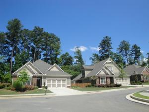 Ranch homes for sale Woodstock GA at The Orchards of East Cherokee