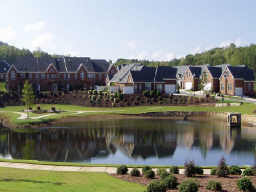 villas of claremore lake in woodstock ranch condos