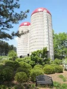alpharetta ga silo park at crabapple