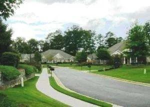 atlanta retirement in woodstock active adult neighborhood