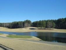 scenic golf view at Bridgemill in Canton