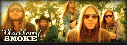 Woodstock Summer Concert Series features Blackberry Smoke