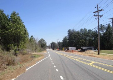 GA 400 at McGinnis Ferry Rd