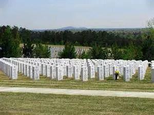 Georgia National Cemetery Canton GA
