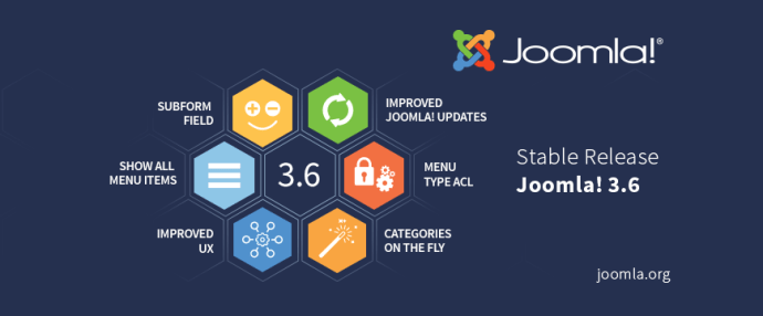 Joomla! 3.6 Update with lot of changes