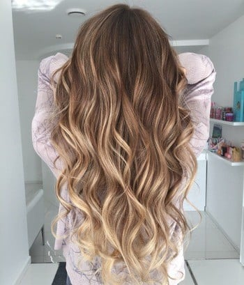 10 New Ombre Haircolor Ideas To Try Next   Redken Light brown hair and blonde balayage highlights