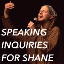 Invite Shane to Speak