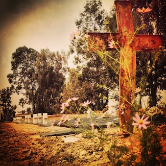 Rwanda Grave