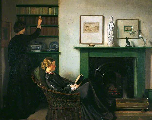 William Rothenstein, The Browning Readers