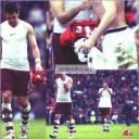 cesc throws down united shirt