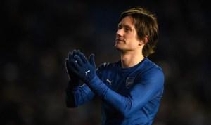 Arsenal star to make surprise return