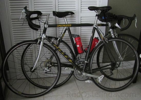 1991 Specialized Allez Epic bike RedOstelinda.com