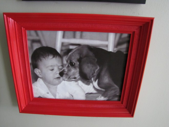 red frame RedOstelinda.com