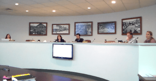 Sandpoint City Council meeting redoubt news