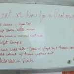 whiteboardprojectlist